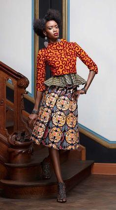 vlisco-splendeur Latest African Fashion, African Prints, African fashion styles, African clothing, Nigerian style, Ghanaian fashion, African women dresses, African Bags, African shoes, Nigerian fashion, Ankara, Aso okè, Kenté, brocade etc ~DK