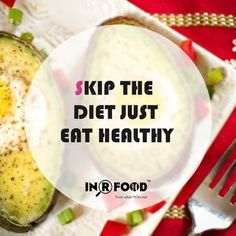 If you eat healthy and listen to your body, you're already ahead of the game. How do you stay healthy? #INRFOOD #ListenToYourBody #WholeFoods