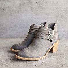 rascal western inspired booties