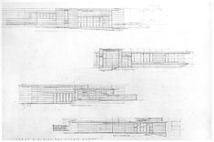 Usonian, Sheet Music, Floor Plans, Diagram, Music Sheets, Floor Plan Drawing, House Floor Plans