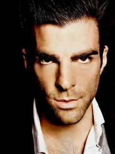 Zachary Quinto....one of my favorite actors. Beautiful man!