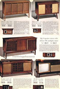 stereo console love