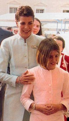 charlotte casiraghi 1999 - Buscar con Google