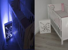 Jou kind nooit meer bang in het donker door deze leuke lamp gevonden op hoahoaNL