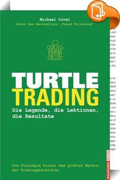 """Turtle Trading    ::  """"Wir werden Trader züchten - gerade so, wie sie in Singapur Schildkröten züchten."""" Dieser Ausspruch stammt von Trading-Legende Richard Dennis. Hintergrund des Ausspruchs: Als Folge einer Wette beschloss er 1983, eine """"Trading-Schule"""" zu eröffnen. Sein Ziel: Er wollte beweisen, dass man Menschen beibringen kann, wie man erfolgreich an der Börse handelt. Seine Schüler waren anfangs allesamt unbeleckte Börsenneulinge. Aus Ihnen wurden erfolgreiche Investoren - die le..."""