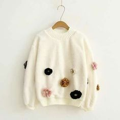 Winter Blouses, Beanie, Pullover, Hats, Sweaters, Fashion, Winter Sweaters, Moda, Hat