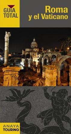 """""""Roma y el Vaticano"""" La mejor información cultural y práctica completamente actualizada Planos a todo color de Roma y el Vaticano, museos y plantas de monumentos. Itinerarios recomendados para recorrer Roma visitando los lugares de mayor interés."""