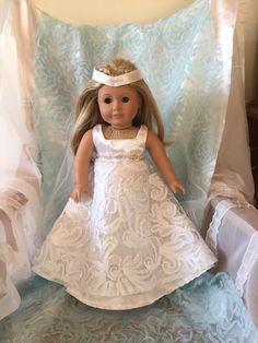American Girl Princess Bride von Fairytaleblessings auf Etsy