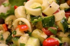 Vegan Ceviche - Peas and Thank You