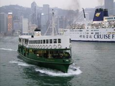 The 5 Best Places to View Hong Kong Harbor: The Top Deck of the Star Ferry