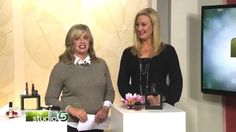 Click here to see Custom Nail Solutions featured on Studio5 Morning Show from Salt Lake City, UT