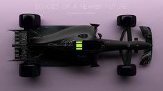 Echoes of a Nearby Future Part Deux : Futuristic Formula 1 Concept Car Formula 1 Car, Top Gear, Future Car, Hot Cars, Exotic Cars, Red Bull, Concept Cars, Futuristic, Transportation