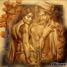 Radha Krishna Challenge ~ Pro Blingee Challenge ~ 1 …