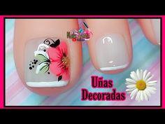 Pretty Toe Nails, Pretty Toes, Merry Christmas Gif, Toe Nail Designs, Toe Nail Art, Pedicure, Lily, Make Up, Perfume