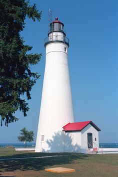 Fort Gratiot Light by rexp2, via Flickr