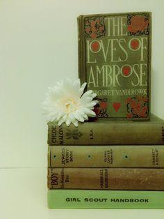 olive books by beachbabyblues