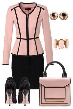 """Bet fashion"" by betfashion ❤ liked on Polyvore featuring Moschino, ESCADA, Pierre Hardy, Miu Miu, de Grisogono and Givenchy"