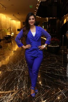 Mehreen Kaur Pics At SVC 2017 Success - south celebrities Indian Bollywood Actress, Bollywood Fashion, Indian Actresses, Heroine Photos, Stylish Girl Images, South Actress, Groom Dress, Celebs, Celebrities