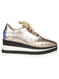 845f205f8d1 STELLA MCCARTNEY STELLA MCCARTNEY ELYSE PLATFORM SNEAKERS.  stellamccartney   shoes