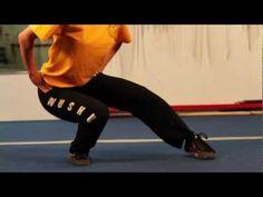 Kung Fu Wushu 5 Basic Stances Tutorial