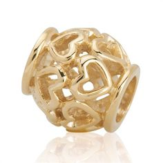 925 Silber Bead für Ihr individuelles Armband BO0229 http://www.thejewellershop.com/ 'bead #silber #armband #jewelry #golden