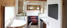 The Leaf House – Your Home On Wheels Can't shake off your itch to go nomadic?   Canadian company Leaf House will make your wandering dreams come true.  Experience your life in the great outdoors thanks to these mini portable homes. Constructed from reclaimed materials and all natural finishes, these eco friendly cabins range from 16′ …