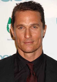 Matthew McConaughey. enough said lol