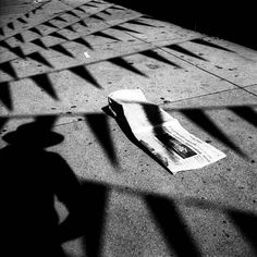 Vivian Maier Photography | Self Portraits - Shadows