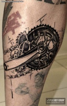 Tatuaje hecho por Francisco, de Cantabria (España). Si quieres ponerte en…