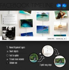 Personalised Facebook timeline cover   Flickr - Photo Sharing!