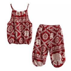 The basket Baby – Basket Baby Boys And Girls Clothes, Toddler Girl Outfits, Toddler Girls, Pants Outfit, Outfit Sets, Pantalon Elephant, Baby Kleidung Set, Bohemian Schick, Boho Chic