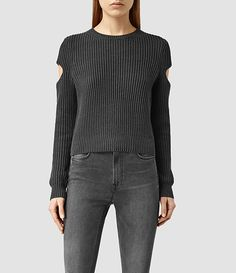 Ria Cropped Sweater