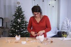 Quelques bonnes idées pour confectionner de jolies boules de Noël