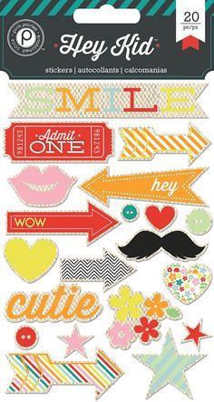 Couple Scrapbook, Kids Scrapbook, Pocket Scrapbooking, Scrapbook Stickers, Scrapbook Paper, Kids Stickers, Love Stickers, Craft Stick Crafts, Paper Crafts