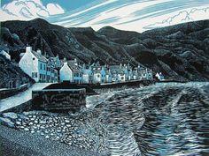 Seatown Bryan Angus (artiste écossais)