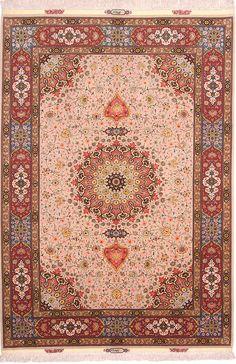 Persian Carpet, Persian Rug, Hand Knotted Rugs, Woven Rug, Tabriz Rug, Square Rugs, Arabic Art, Best Carpet, Carpet Design