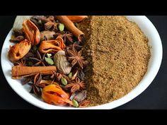 Hyderabadi Biryani Masala Powder Recipe-How to make Biryani Masala Powde. Keema Recipes, Veg Recipes, Curry Recipes, Easy Chicken Recipes, Indian Food Recipes, Ethnic Recipes, Garam Masala Powder Recipe, Masala Recipe, Kheer Recipe