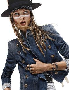 visual optimism; fashion editorials, shows, campaigns & more!: princess charming: anna selezneva by giampaolo sgura for vogue germany may 2015