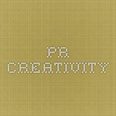 PR Creativity