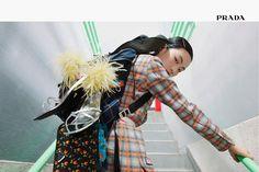 Art + Commerce - Artists - Creative Directors - DJA - Prada 2017 - Prada 365 Campaign SS17 Print