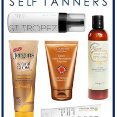 Best of Self Tanners 2013