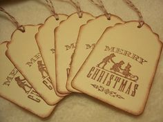 Items similar to Scrapbook Piece Set of Very Serene Christmas Snow Scene Vintage Inspired Scrapbooking/Gift Tags on Etsy Handmade Tags, Snow Scenes, Christmas Tag, Gift Tags, Serenity, Vintage Inspired, Paper Crafts, Scrapbook, Gifts