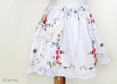 Me Sew Crazy Vintage Twirl Skirt by mesewcrazy, via Flickr