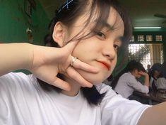 Cute Korean Girl, Asian Girl, Ulzzang Girl, Aesthetic Pictures, Hot Boys, Cute Girls, Boy Or Girl, Beautiful Women, Make Up