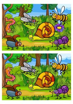 Найди 10 отличий 4th Grade Reading Worksheets, Fun Worksheets For Kids, Mazes For Kids, Dyslexia Activities, Preschool Learning Activities, Fun Learning, Spot The Difference Kids, Find The Difference Pictures, English Stories For Kids