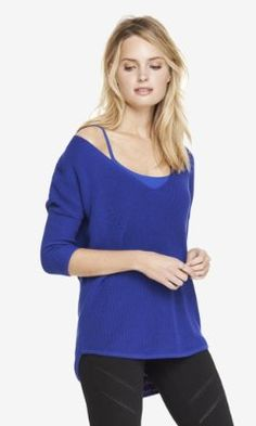 THE LONDON SWEATER from EXPRESS