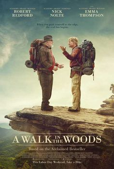 A Walk in the Woods 27x40 Movie Poster (2015)