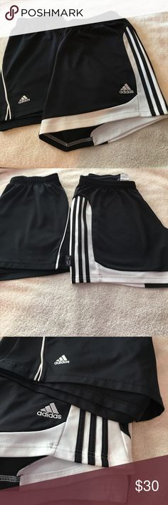 Adidas Shorts Bundle Two Adidas Shorts, Both Size Large, one with drawstrings. Shorts are in very good condition. Adidas Shorts
