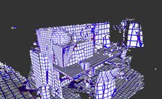 CPU based fast volumetric fusion