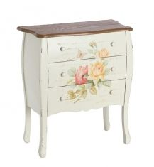Commode style vintage : Collection ROSAS